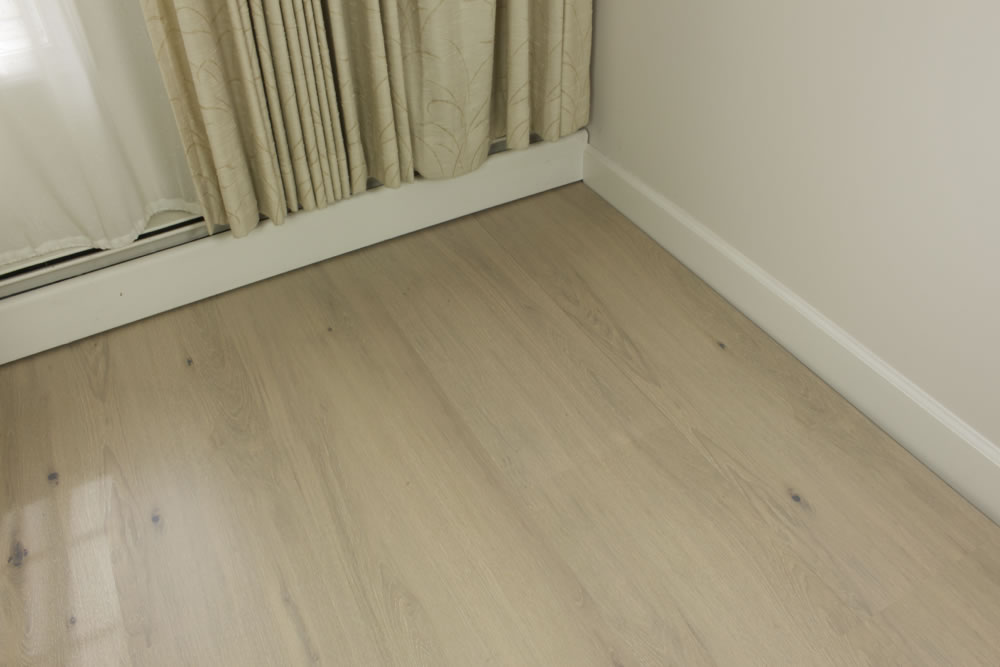 Oak Creme Printed Cork Flooring Per Carton