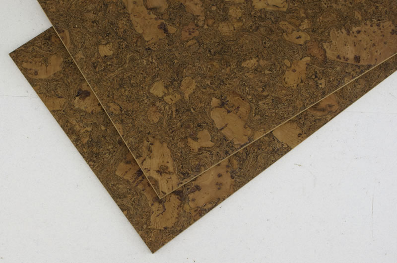 tasmanian burl 6mm glue down cork tile