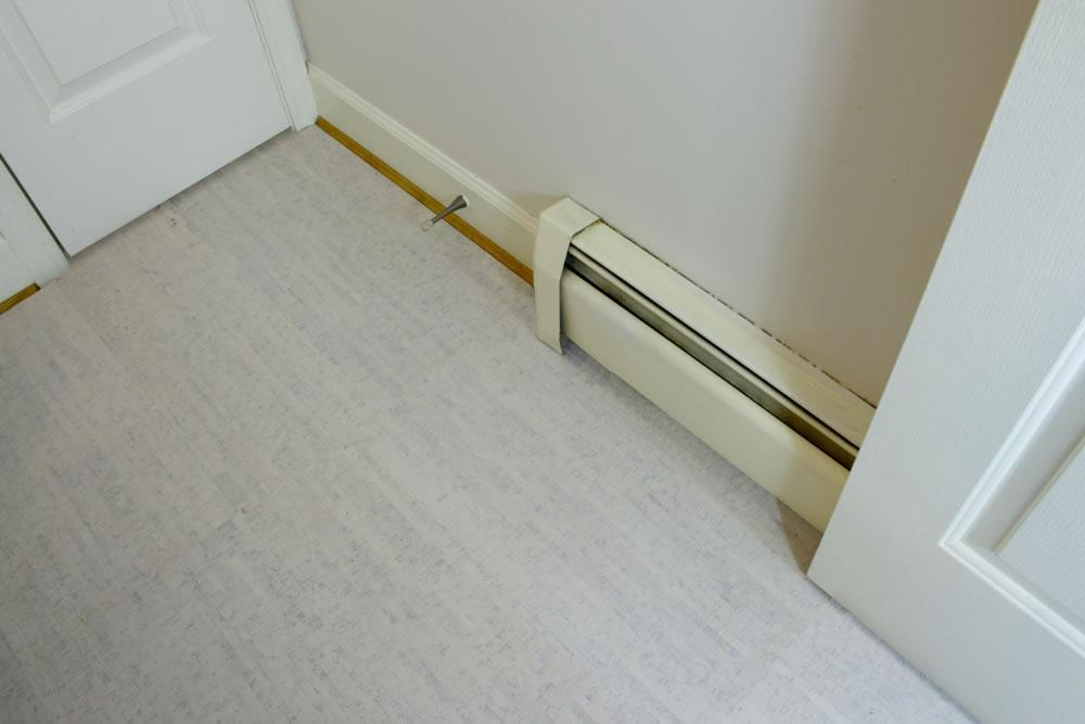 ... Whte Bamboo Cork Flooring Forna ...